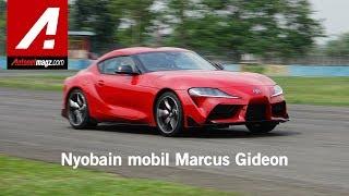 Toyota Supra baru di test di Sirkuit Sentul!