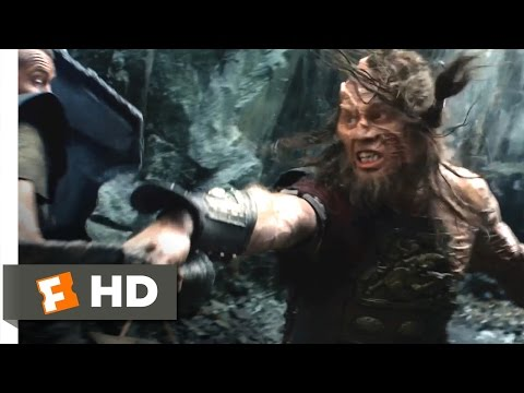 Clash of the Titans (2010) - Perseus vs. Calibos Scene (7/10) | Movieclips