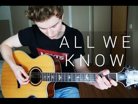 The Chainsmokers - All We Know ft. Phoebe Ryan - Guitar Cover (Instrumental) | Mattias Krantz