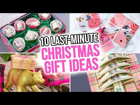 Joey Brooks - Last Minute Christmas Present Ideas!