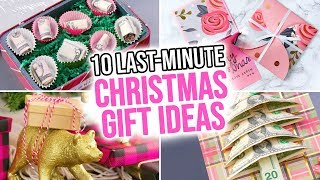 10 Last Minute Diy Christmas Gift Ideas   Hgtv Handmade