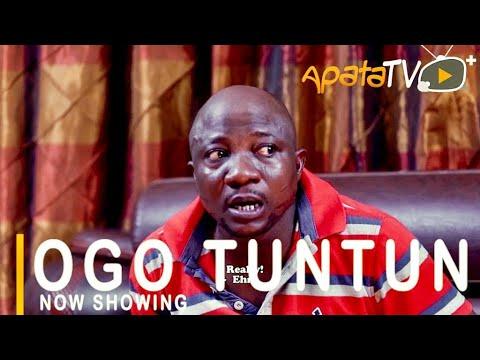 Download Ogo Tuntun Latest Yoruba Movie 2021 Drama Starring Sanyeri | Laide Bakare | Wasiu Owoiya | Alebiosu