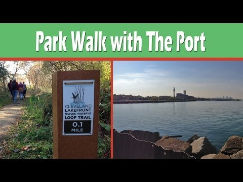 Park Walk with The Port