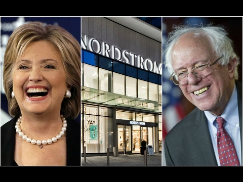 Trump was RIGHT: Nordstrom Donated over $50k to the Hillary Clinton Campaign during the Election!!!