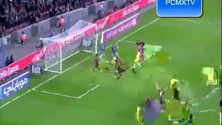 BARCELONA VS VILLARREAL 2-1 Liga Española Jornada 16 2013 PARTIDO COMPLETO Parte 2/2