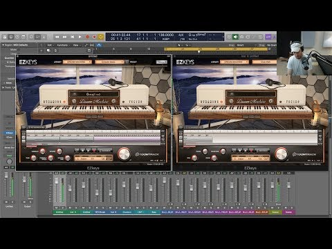 Toontrack EZKeys Dream Machine (First Look and Demo)