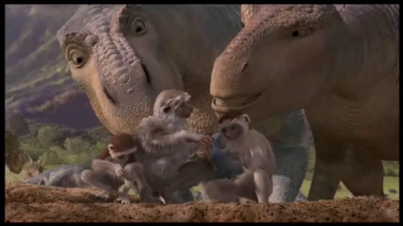Dinosaur 2000 Final Scene Youtube