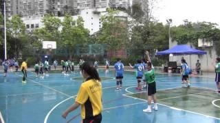 2015-16全港學界閃避球錦標賽(新界東區)小學混合組決賽