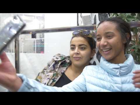 Marwa's Life - Episode 1: Tournage du clip 'T'es où ?'