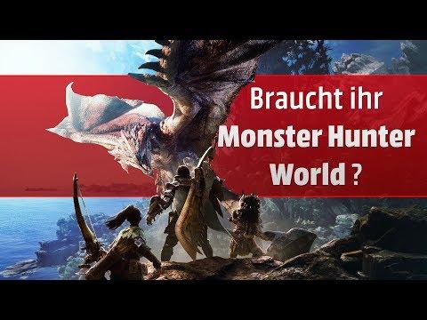 Monster Hunter: World - Lohnt sich der Kauf für mich?