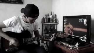 Burgerkill Penjara Batin Guitar Cover