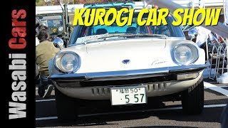 Car Spotting and the 2017 Kurogi Old Car Meeting