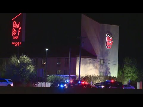 Person staying at Red Roof Inn in Round Rock talks about hearing the explosion related with bombing