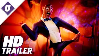 Spies in Disguise (2019) - Official Trailer 2   Will Smith, Tom Holland, Rashida Jones