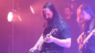 Dream Theater - John Petrucci Solo in A New Beginning - Live Stockholm, Cirkus, 20160301