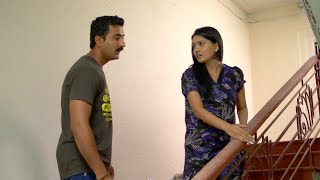 Prakash lifts Sathya in his arms | Best of Deivamagal