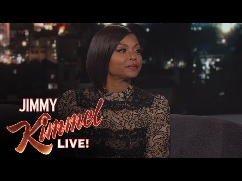 The Acting Game with Taraji P. Henson clip