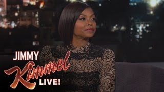 Taraji P. Henson Needs a Private Island & Jet