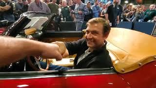 Barrett-Jackson Scottsdale Saturday Ferris Bueller's Movie 63 Modena on DAN-O-VISION...
