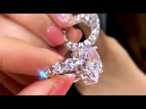 Italo Jewelry | Sterling Silver Beautiful Engagement Rings Online - 211388