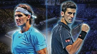 Nadal vs Djokovic The Endless Battle (HD)
