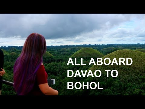 Davao To Bohol in a Day and our stay at Innbox Bed & Bath