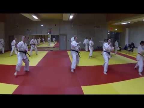 Shotokan karate Herrlisheim