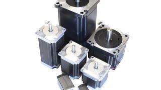 Обзор шаговых двигателей или как подобрать шаговый двигатель