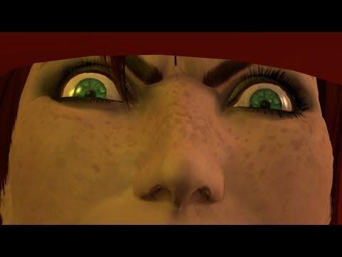 Commander Shepard Vs The Illusive Man (Garry's Mod)