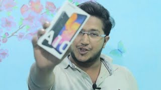 Samsung Galaxy A10 Unboxing | Price:- 8490/- | 2GB RAM | 32GB STORAGE | 3400mAh battery