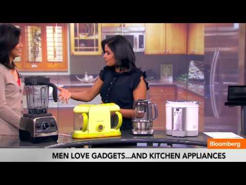High-Tech Kitchen Gadgets: Men's Secret Shopping Spree