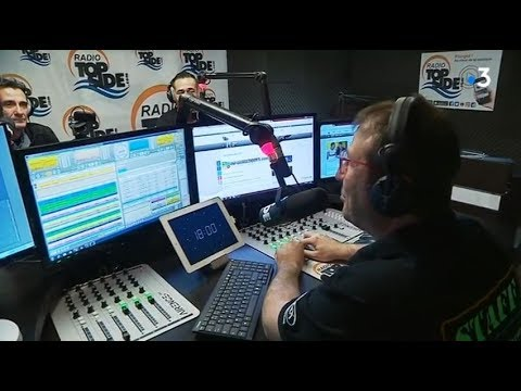 France 3 zoom sur Radio Top Side