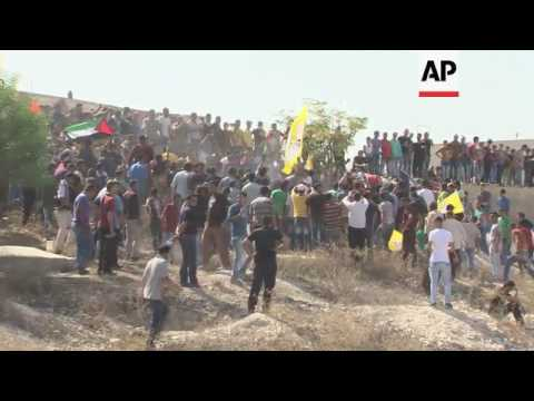 Funeral for Palestinian who posed as journalist
