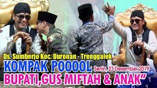 """GUS MIFTAH,PAK BUPATI & ANAK"""" KOMPAK POOL 23 Desember 2019 Ds. Sumberjo Kec. Durenan - Trenggalek"""
