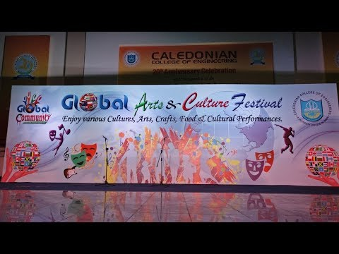 CCE - GLOBAL ART AND CULTURE FESTIVAL