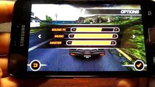 Samsung Galaxy S2 Need For Speed Hot Pursuit
