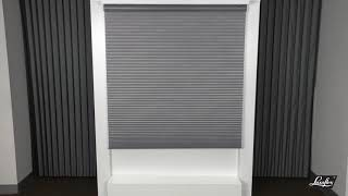 Luxaflex Duette Top Down Bottom Up Shades With Powerview Motorisation MP3