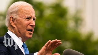 WATCH: Biden delivers remarks on national monument protections