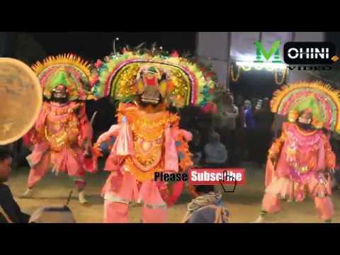 Purulia Chow Dance     Mayasur Badh Part-1...