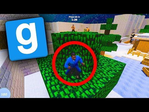 Thumbnail: MY BEST ROUND EVER! - GMOD Prop Hunt Funny Moments (Garry's Mod)