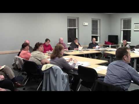Oakland Council Meeting 02/22/2017