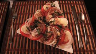 Caprese Salad In Less Than 30 Seconds From Yummeo