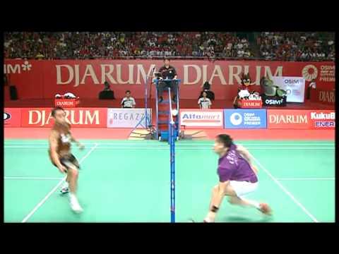 SF- MD - Markis Kido/Hendra Setiawan vs. Cai Yun/Fu Haifeng - 2011 Djarum Indonesia Open