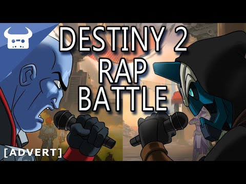 DESTINY 2 RAP BATTLE | Dan Bull & Harry Partridge