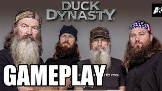 Duck Dynasty Video Game - Gameplay / No Commentary