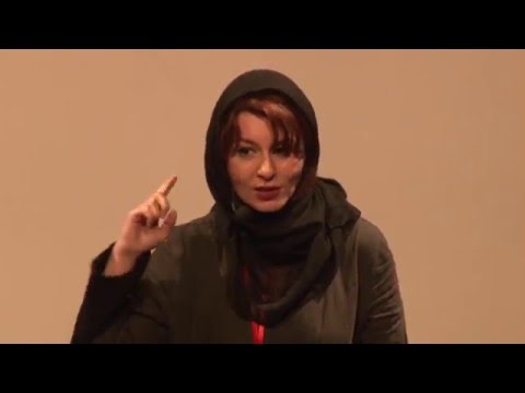 The Threat of Generations Gap | Naghmeh Samini | TEDxUnivers