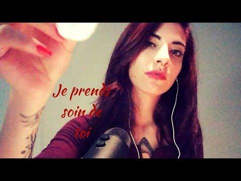 Asmr Français I Roleplay I Je prends soin de toi I Brushing I Chuchotement