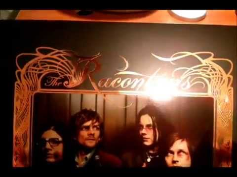 The Raconteurs Broken Boy Soldiers Vinyl Unboxing