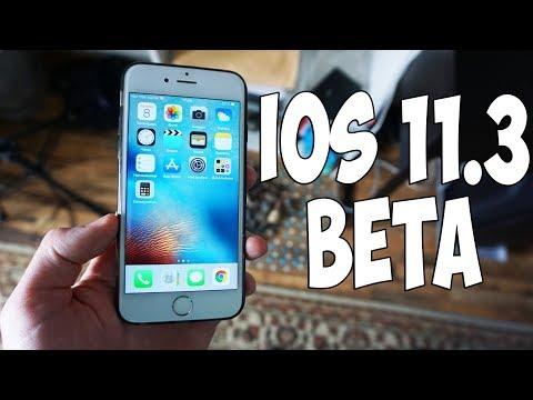OS 11.3 Beta 4 НА iPhone 6   СТОИТ ЛИ СТАВИТЬ