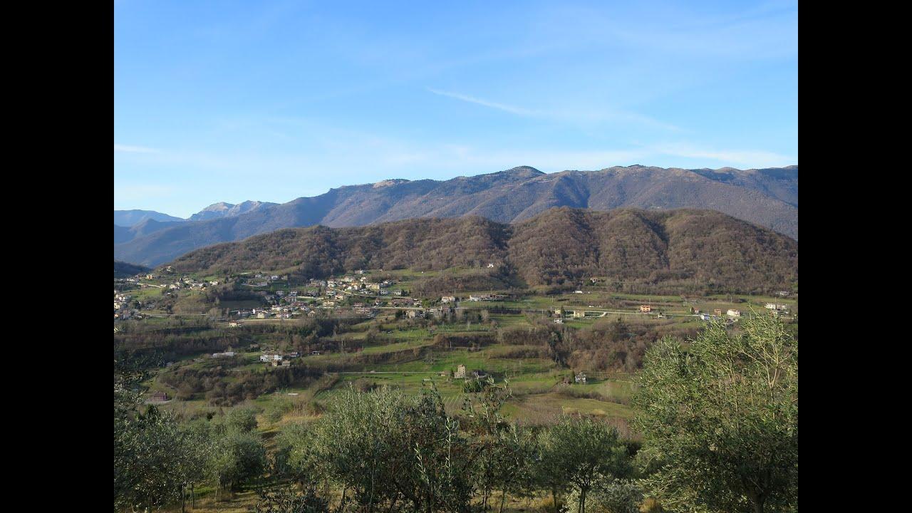 Attorno al Monte Piai - YouTube